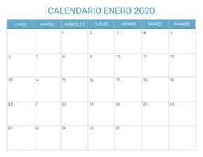 Calendario Mes De Octubre 2020 Para Imprimir.Calendario Mensual Para Imprimir Ano 2020