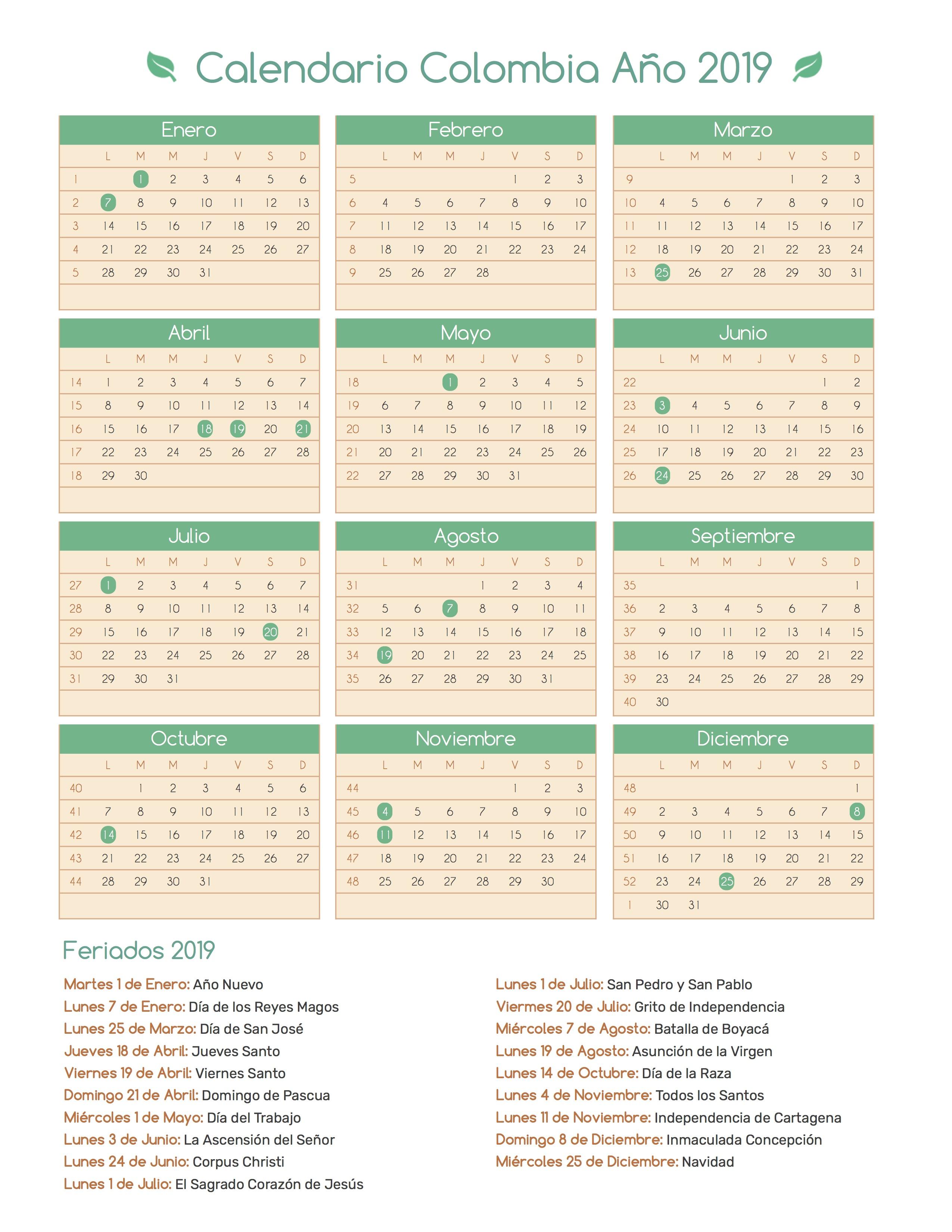 Calendario Del 2019 Elim Carpentersdaughter Co