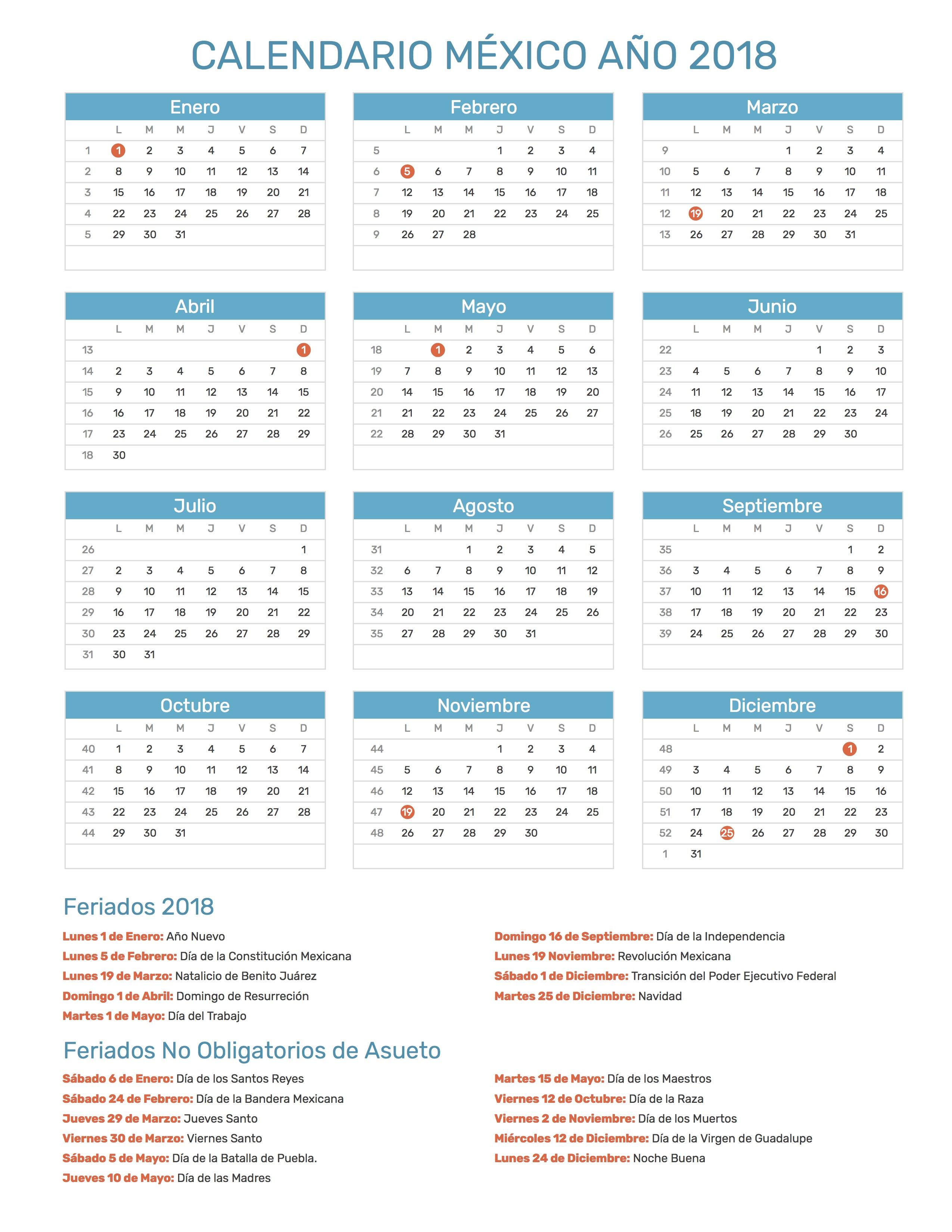 Calendario 2o18.Index Of Print Calendario Normal 2018